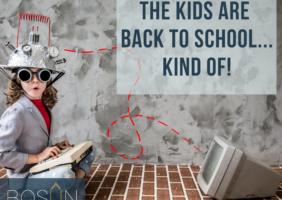 Bosun - Kids back to school - kind of